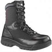 Bates 8in Steel Toe Side Zip