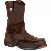Georgia Boot Athens Waterproof Wellington Work Boot
