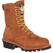 Georgia Boot Insulated GORE-TEX? Waterproof Steel Toe Logger Work Boots