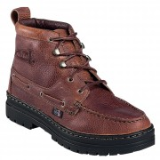 Justin Boots Rustic Cowhide Chukka