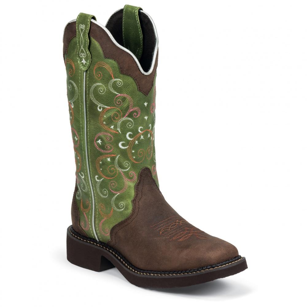 Justin Boots Walnut Blazer