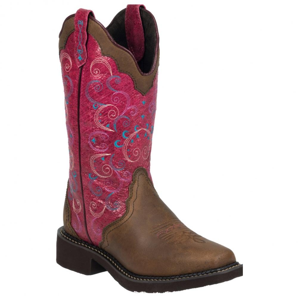 Justin Boots Bay Apache