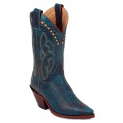 Justin Boots Turquoise Damiana