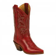 Justin Boots Red Torino