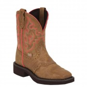 Justin Boots Gypsy Collection Toast Brown