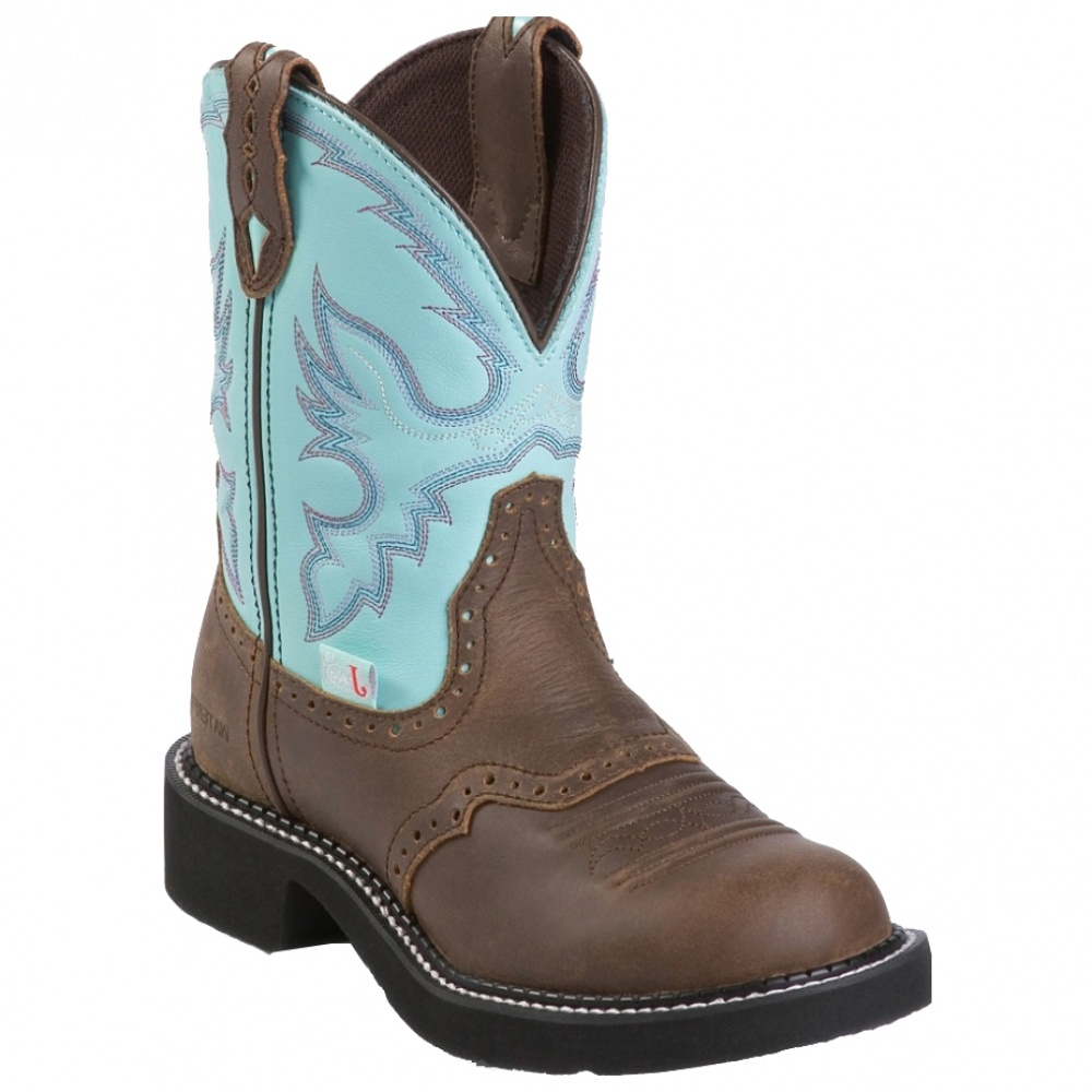 Justin Boots Bay Apache Waterproof