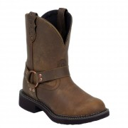 Justin Boots Gypsy Collection Bay Apache Harness Boot