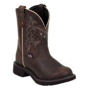 Justin Boots Gypsy Collection Cafe Brown Apache