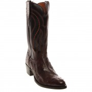 Lucchese Montana Ostrich