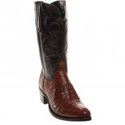 Lucchese Charles Crocodile