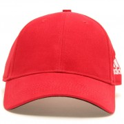adidas Headwear-Performance Structured Custom 09 Front Hit-Red