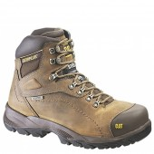 Cat Footwear Diagnostic Hi Waterproof Soft Toe