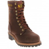 CAT Footwear Logger 9in Steel Toe