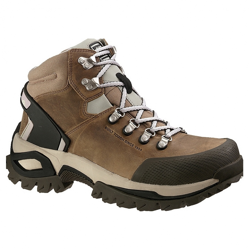CAT Footwear Antidote Hi Steel Toe Work Boot