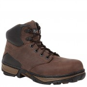 Rocky 6in Forge Steel Toe Waterproof