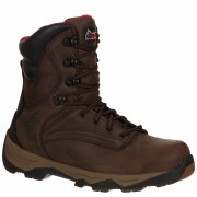 Rocky 8in Retraction Waterproof Steel Toe