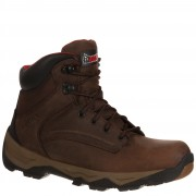 Rocky 6in Retraction Waterproof Steel Toe
