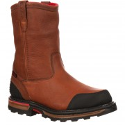 Rocky Elements Dirt Steel Toe Waterproof Wellington