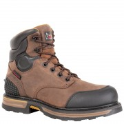 Rocky Elements Wood Steel Toe Puncture Resistant
