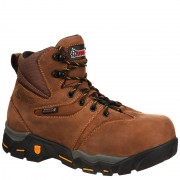 Rocky 6in Nail Guard Waterproof Steel Toe