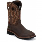 Tony Lama Briar Grizzly W/P Composition Toe