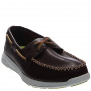 Sperry Sojourn 2-Eye Leather
