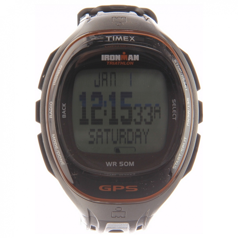 TIMEX Ironman Run Trainer Speed + Distance with Heart Rate Monitor