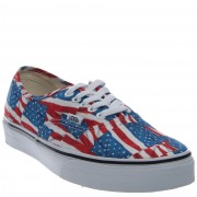 Vans Authentic (Free Flag)