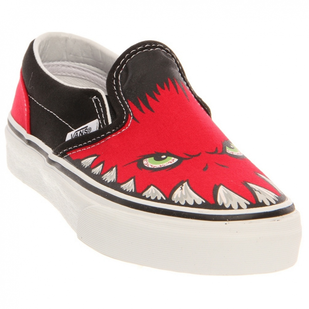 Vans Classic Slip-On Monster