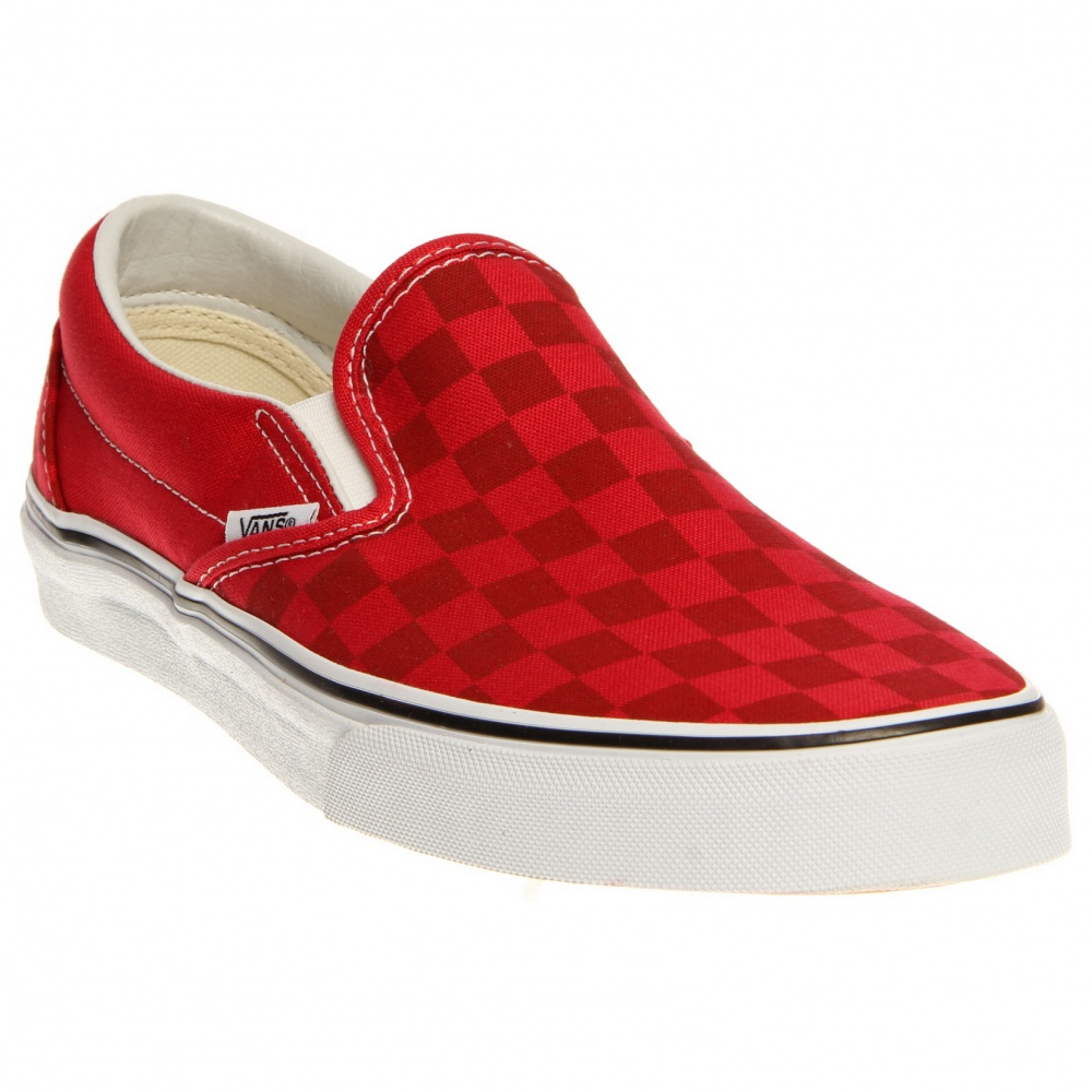 Vans Tonal Checkerboard Slip-On