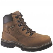 Wolverine 6in Marauder Waterproof Steel Toe Lace Up EH