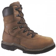 Wolverine 8in Marauder Waterproof Steel Toe Lace Up EH