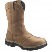 Wolverine Anthem Western Wellington Waterproof Steel Toe