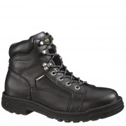 Wolverine 6in Exert DuraShock Steel Toe Lace To Toe Opanka EH