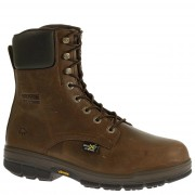Wolverine 8in Gallatin DuraShock Steel Toe EH