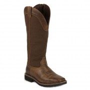 Justin Original Work Rugged Tan Stampede