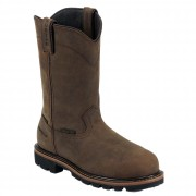 Justin Original Work Wyoming Waterproof 10inch Safety Toe