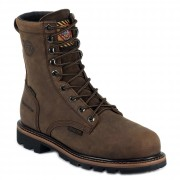 Justin Wyoming Waterproof Safety Toe
