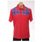 adidas Climacool Chest Plaid Polo