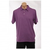 adidas ClimaLite Heathered Polo