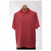 adidas Golf Men's CLIMALITE? Stripe Polo