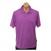 adidas ClimaLite Solid Jersey Polo