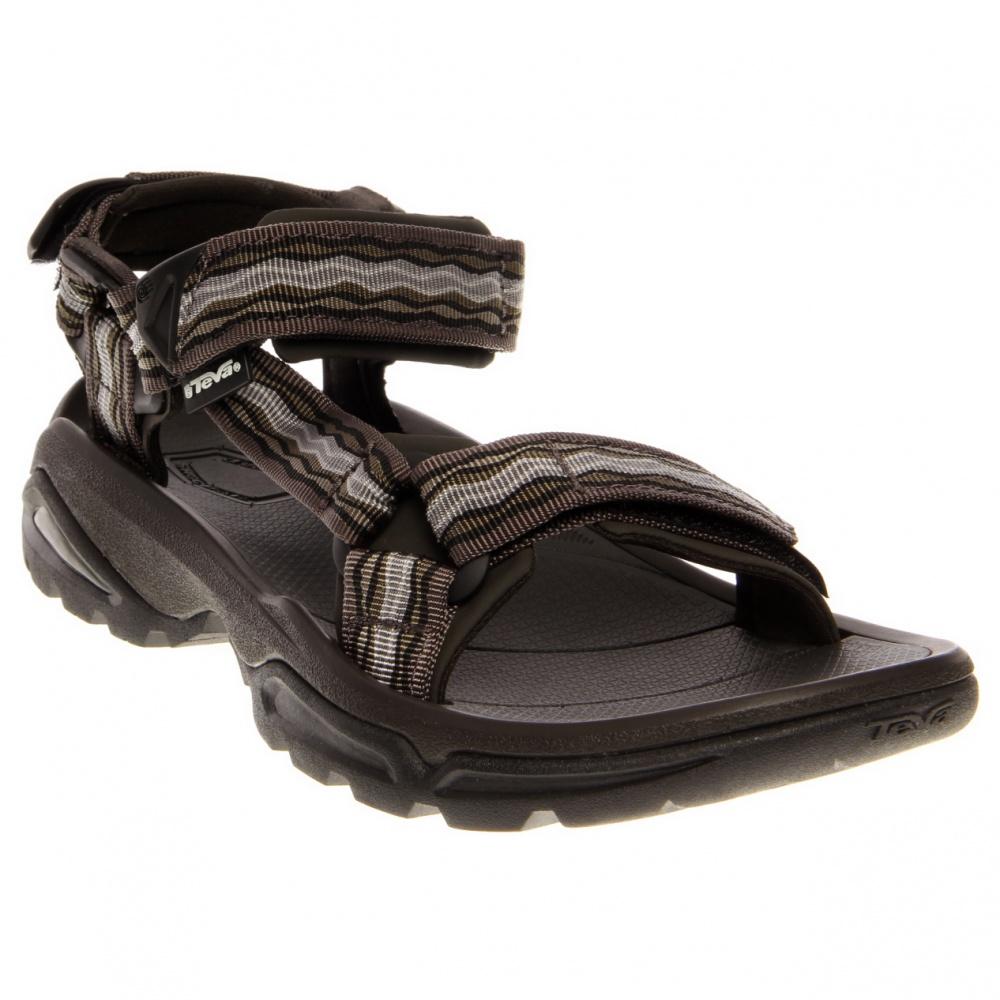 teva terra fi 4 rhythm grey sandals and free shipping on. Black Bedroom Furniture Sets. Home Design Ideas