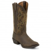 Justin Boots Sorrel Apache Western