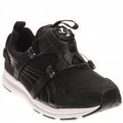 Puma Disc Black And White