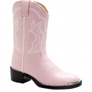 Lil Durango 8in Dusty Pink N' Chrome Toddler/Youth