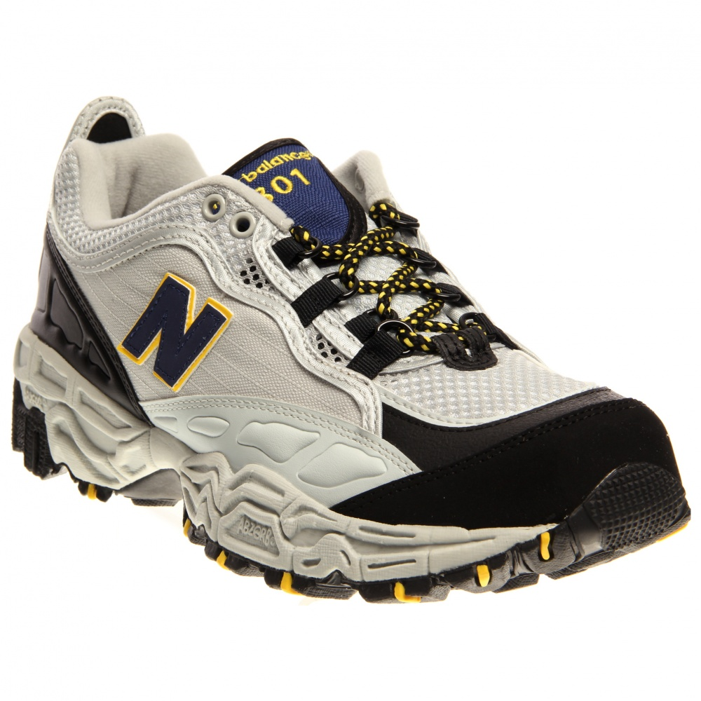 Mens Black New Balance Running Shoes