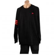 adidas Sport Luxe Fleece Crew Sweatshirt
